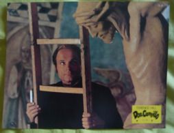 12 Photos Du Film Don Camillo (1987) - Albums & Collections
