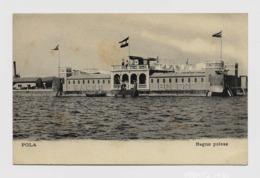 Pola  Pula    Bagno Polese  Ca.1907y.   D177 - Croazia