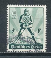 Deutsches Reich 745 Gestempelt Mi. 1,70 - Gebraucht