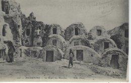 TUNISIE ( Afrique ) - MEDENINE - Le Ksar, Les Rhorfas - Tunisie