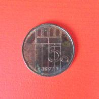 5 Cent Münze Aus Den Niederlanden Von 1997 (schön) - [ 3] 1815-… : Kingdom Of The Netherlands
