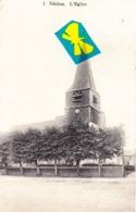 NECHIN - L'Eglise - Carte Circulée 16 Novembre 1911 - Estaimpuis