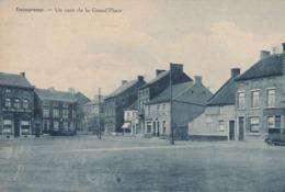 Dampremt. Un Coin De La Grand'Place.  Scan - Belgio