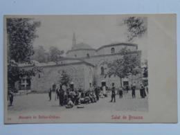 Turkey 248 Brousse Mosquee Du Sultan Orkhan 1900 - Türkei