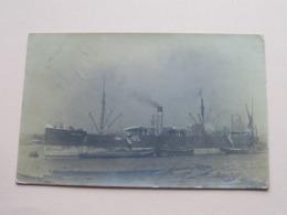 GULF Of SUEZ ( ) Anno 1913 ( Zie/voir Foto Voor Details ) ! - Cargos
