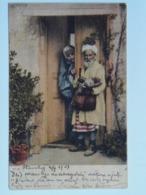 Turkey 246 Constantinopel 1900 Osterreichische Post - Türkei