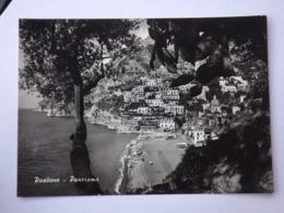 Q240  CARTOLINA Di POSITANO SALERNO   VIAGGIATA - Salerno