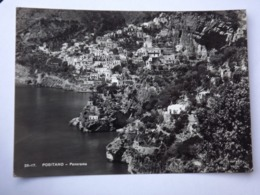 Q244  CARTOLINA Di POSITANO SALERNO    VIAGGIATA - Salerno