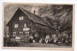 Weesen Burg Restaurant Strahlegg-  - - - - 303 - SG St. Gallen