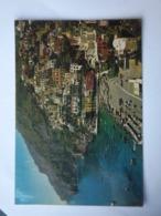 Q245  CARTOLINA Di POSITANO SALERNO    VIAGGIATA - Salerno