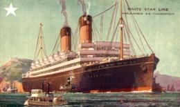 S.S. LAURENTIC Orion, Orient Line. CARGO SHIP - Paquebote