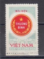 Vietnam Nord 1958 - For The War-damaged, Mi-Nr. Portofrei 1, MNH** - Viêt-Nam