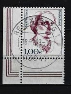 BUND Mi-Nr. 2305 Linkes, Unteres Eckrandstück Gestempelt - BRD