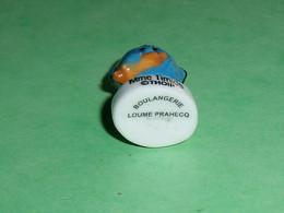 "Fèves / Personnage : Mme Timide "" Banette ""  , Perso T119 - Personen"