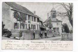 Treycovagnes-  - - - - 407 - JU Jura