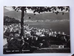 Q250  CARTOLINA Di VIETRI SUL MARE  SALERNO  VIAGGIATA - Salerno