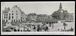 1904 --  MAESTRICHT  INAUGURATION DE LA STATUE DE MINEKELERS PL DU MARCHE 3R720 - Zonder Classificatie