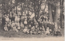 CPA Saint-Girons - Colonie De Vacances N.-D. Organisée Sous Le Patronage De La Société De St-Vincent-de-Paul De Toulouse - Saint Girons