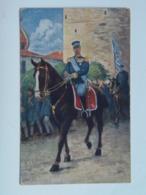 Greece 166 King George Enter Salonique 1910 - Greece