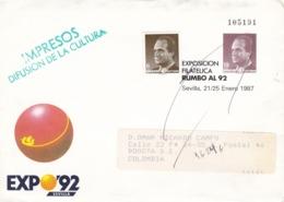España Sobre Nº 3027 - 1931-Hoy: 2ª República - ... Juan Carlos I