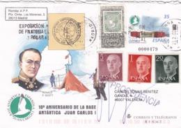 España Sobre Nº 3032 - 1931-Hoy: 2ª República - ... Juan Carlos I
