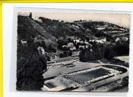 Obernai. La Piscine Olympique  Postée 1961  En Avion Au Dessus  De... Edit Lapie N° 2   D67 - Obernai