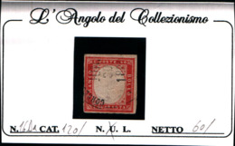 90889) ITALIA-SARDEGNA- 40 C. Quarta Emissione -USATO- - Sardegna