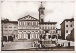 Empoli - Piazza Farinata Degli Uberti E Collegiata - H5826 - Empoli
