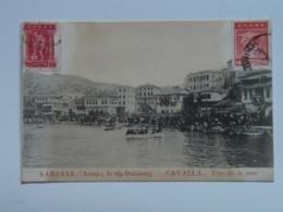 Greece 157 Cavalla Kavalla 1910 - Griechenland