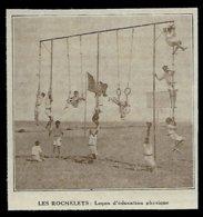 1932 --  SAINT BREVIN LES ROCHELETS  LECON D EDUCATION PHYSIQUE  3R728 - Zonder Classificatie