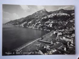 Q255 CARTOLINA Di VIETRI SUL MARE  SALERNO   VIAGGIATA - Salerno