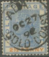 Côte De L'Or / Gold Coast - N° 15 (YT) Oblitéré De Ada. - Côte D'Or (...-1957)