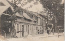 R:  Orne :  Env. D ' Argentan :  CHAMBOIS :  Fromagerie  Du    Donjon - Otros Municipios