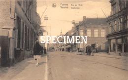 Ooststraat - Furnes - Veurne - Veurne