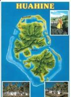 Carte Souvenir   TAHAA  RAIATEA - Frans-Polynesië