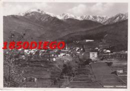 FIVIZZANO - PANORAMA F/GRANDE VIAGGIATA 1939 - Massa