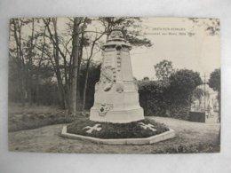 BRIIS SOUS FORGES - Monument Aux Morts 1914-1918 - War Memorials