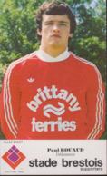 FOOTBALL CP  PAUL ROUAUD  STADE BRESTOIS - Fútbol