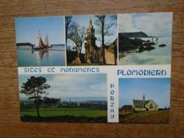 Stes Et Monuments Plomodiern , Porzay , Multi-vues - Plomodiern