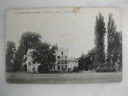 BRIIS SOUS FORGES - Château De Soucy - Vue Du Parc (2) - Briis-sous-Forges
