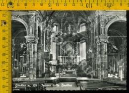 Bergamo Gandino Interno Della Basilica - Bergamo