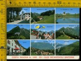 Bergamo Costa Imagna E Pertus - Bergamo