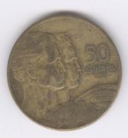YUGOSLAVIA 1955: 50 Dinara, KM 35 - Yugoslavia