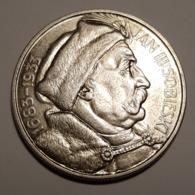 Jan III Sobieski 1683-1933 10zł Ag - Polen