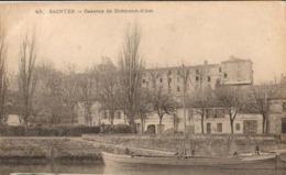 17 - SAINTES - CASERNE DE BRÉMOND-D'ARS - Saintes