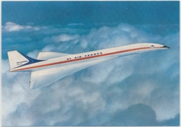 Concorde - Air France - 1946-....: Modern Tijdperk