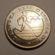 Igrzyska XXII Olimpiady 20zł 1980 - Polen