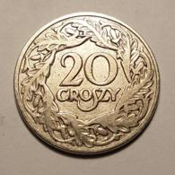 20 Groszy 1923 - Polen