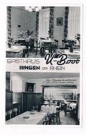 D-10022   BINGEN Am RHEIN : Gasthaus U-Boot - Bingen