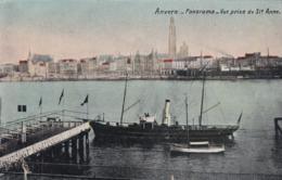 Antwerpen, Anvers, Panorama Vue Prise De Ste Anne (pk64599) - Antwerpen